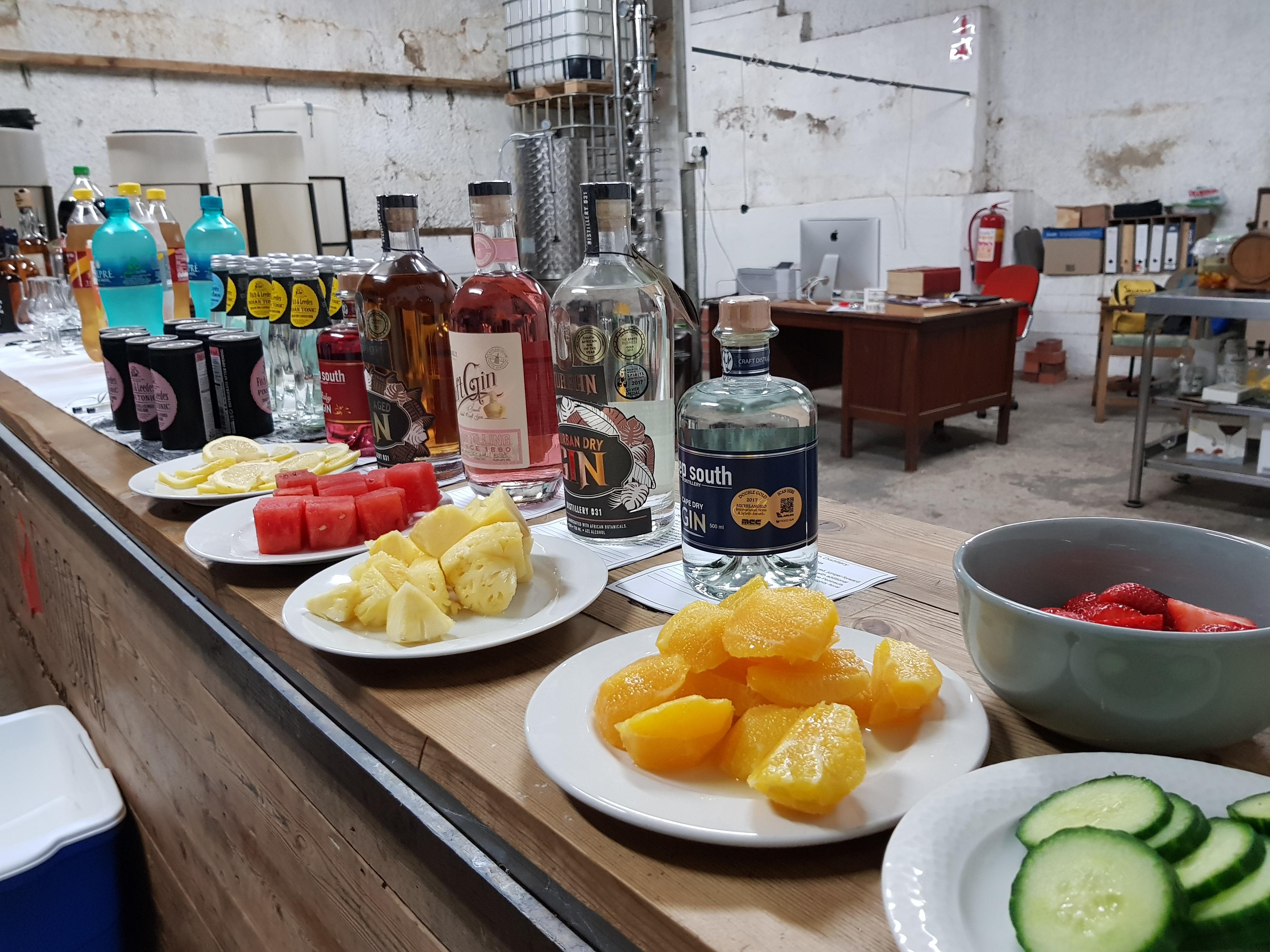 craft distilleries