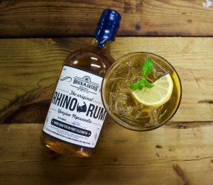 Rhino rum