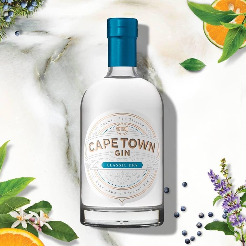 Cape Town Gin - Gin Tasting - Classic Dry Gin