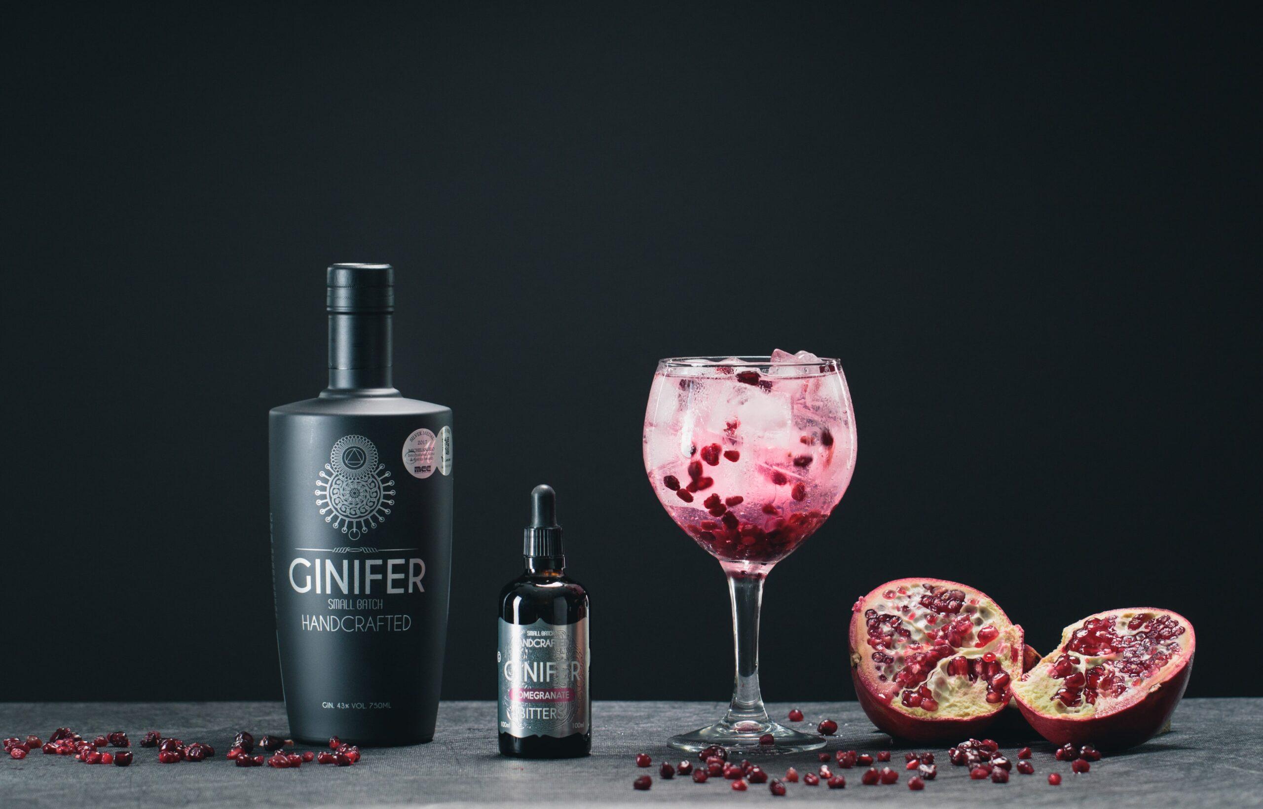 Angel Heart Distillery - Gin Tasting - Bitters