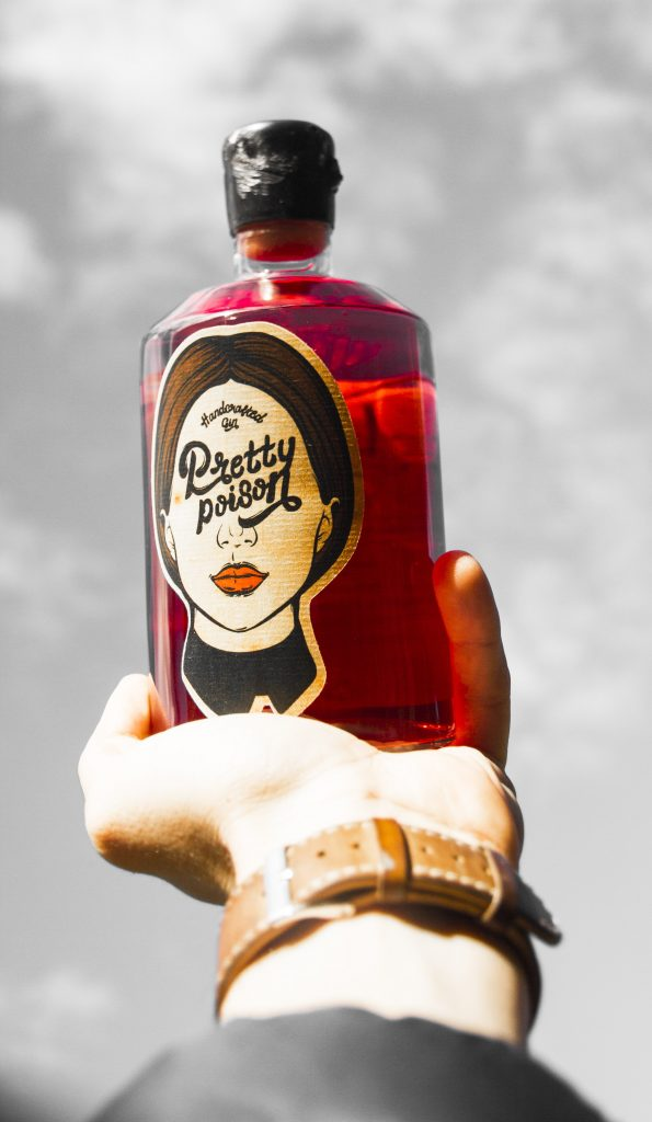 Pretty Poison Gin - Gin Tasting - Richmond Hill Brewing Company