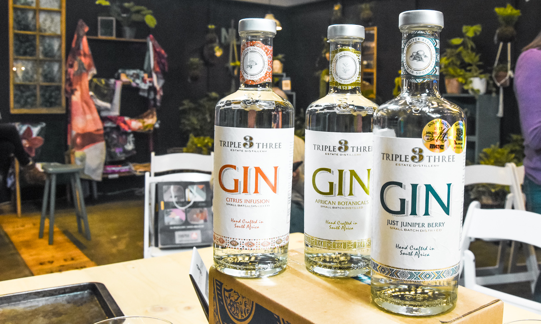 Triple Three Gin - Gin Tasting - Triple Three Distillery