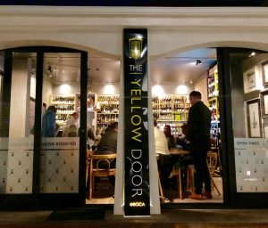 Yellow Door - Bocadillos - Port Elizabeth - Gin Bar