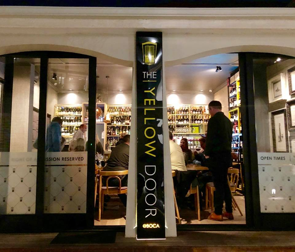 Yellow Door - Bocadillos - Port Elizabeth - Gin Bar