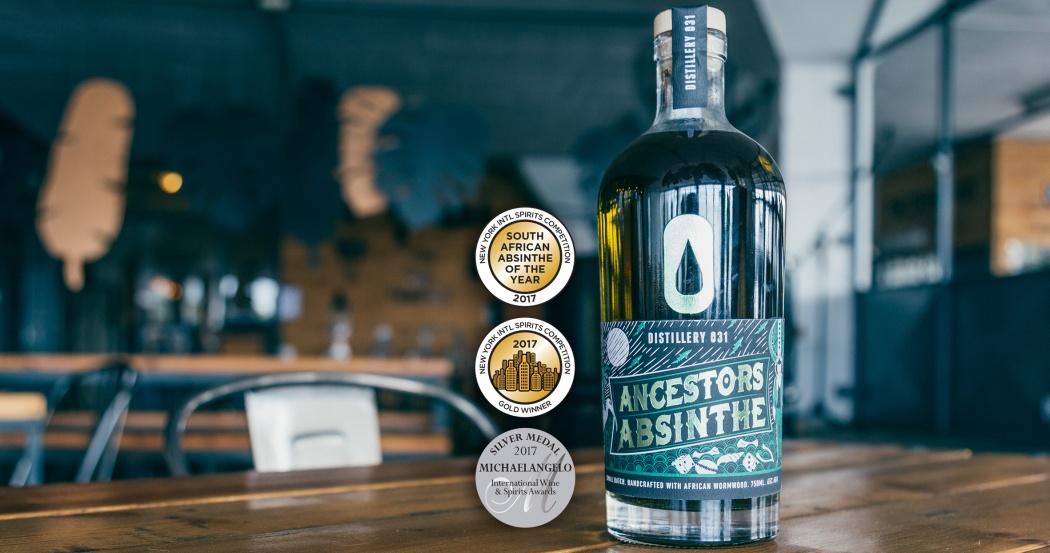 Distillery 031 Absinthe