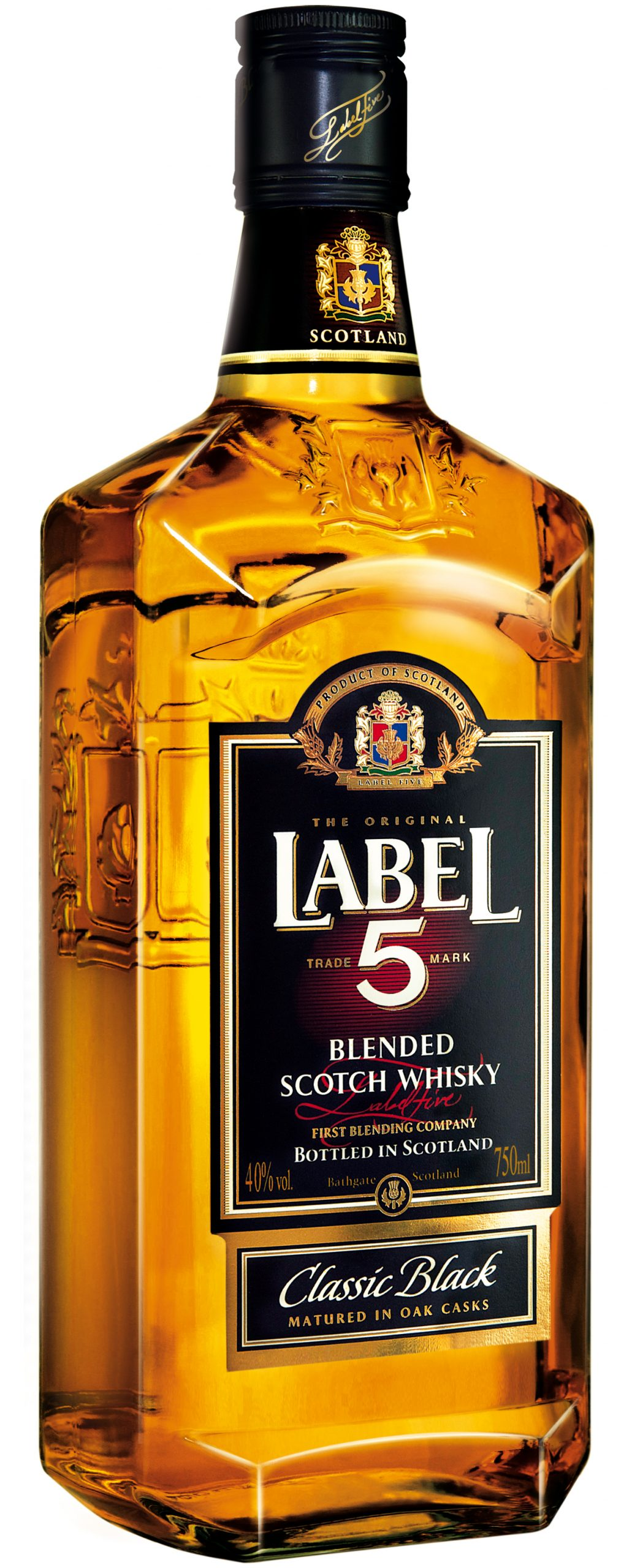 Label 5 Whisky