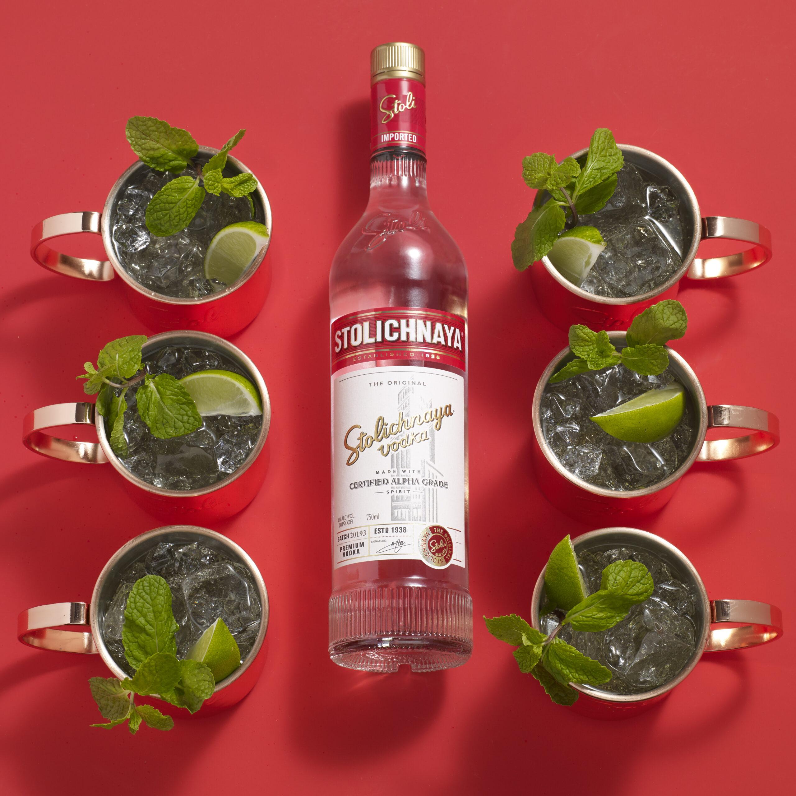 Stoli Vodka