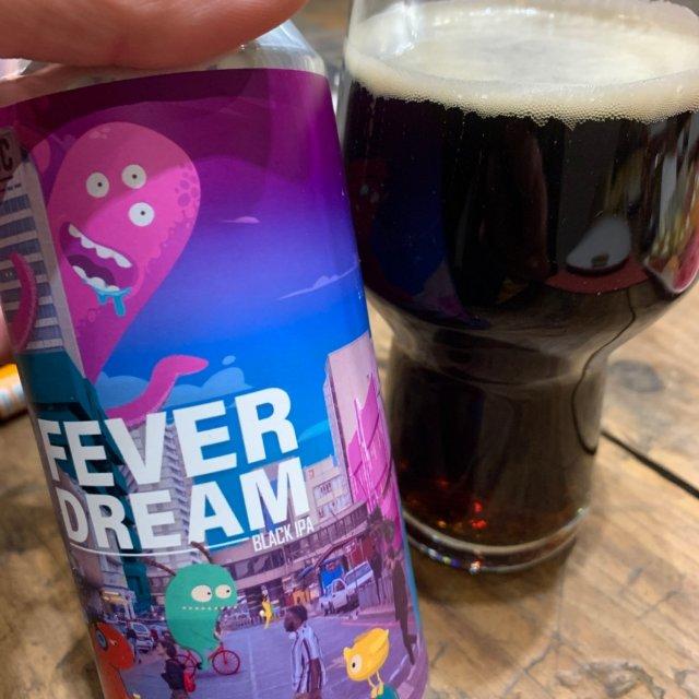 Fever Dream Black IPA