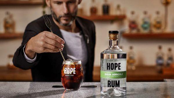 Hope Distillery Rhum Agricole