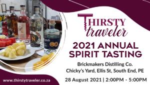 2021 Annual Spirit Tasting